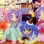 Новогодние аниме (46)