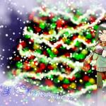 Новогодние аниме (52)