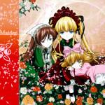 Новогодние аниме (65)