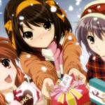 Новогодние аниме (70)