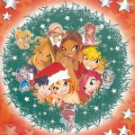 Новогодние аниме (78)