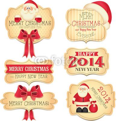 Новогодние картинки 2014 (17)