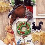 Новогодние открытки (7)