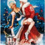 Новогодние открытки (9)