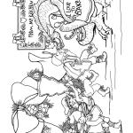Новогодние раскраски (12)