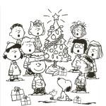 Новогодние раскраски (24)