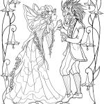 Новогодние раскраски (5)