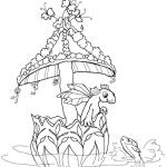 Новогодние раскраски (6)
