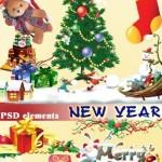 Новогодняя графика для сайта (17)
