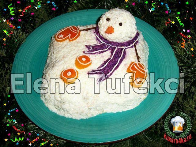 Блюда к новогоднему столу (4)
