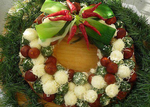 Блюда к новогоднему столу (5)