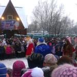 Вотчина Деда Мороза Реутов (1)