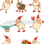 новогодние барашки (43)