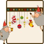 новогодние барашки (56)
