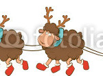 новогодние барашки (65)