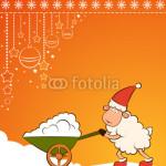 новогодние барашки (73)