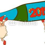 новогодние барашки (78)