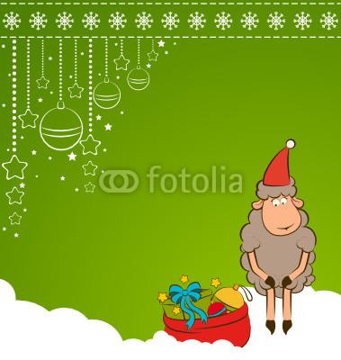 новогодние барашки (83)