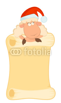 новогодние овечки (15)
