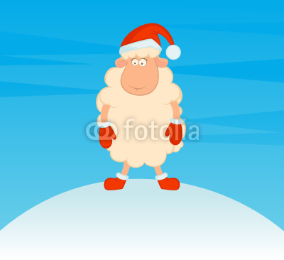 новогодние овечки (16)