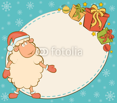 новогодние овечки (23)