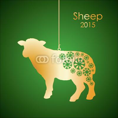 новогодние овечки (24)