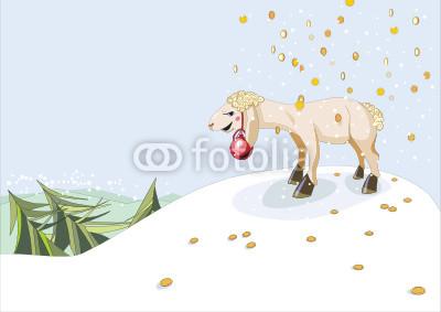 новогодние овечки (25)
