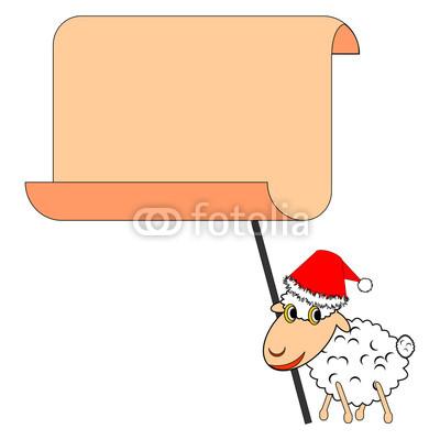 новогодние овечки (26)