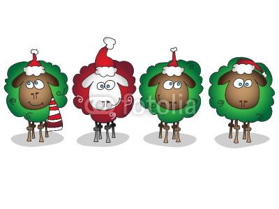 новогодние овечки (6)