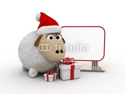 новогодние овечки (7)