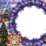 Новогодние фоторамки (14)