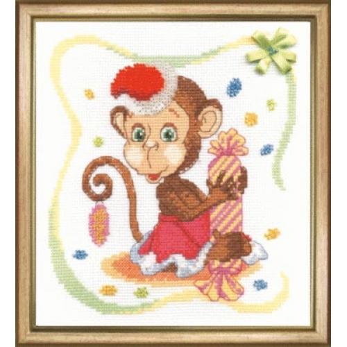 monkey christmas (139)
