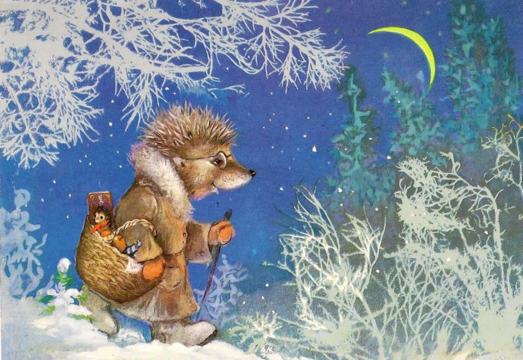 new year hedgehog (16)