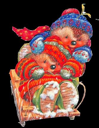 new year hedgehog (4)