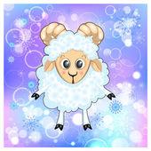 открытки год козы (32)
