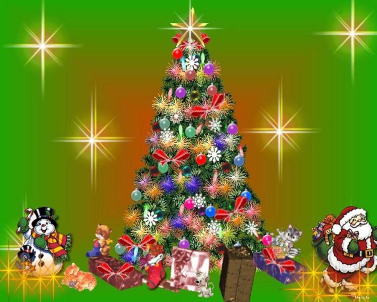Разработки праздника новый год