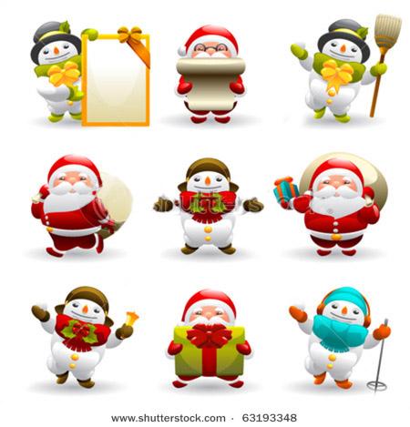 snowman cards (3)