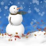snowmanwallpers (1)