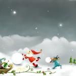 snowmanwallpers (2)