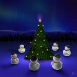 snowmanwallpers (4)