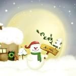snowmanwallpers (5)