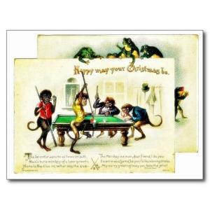 monkey christmas (10)