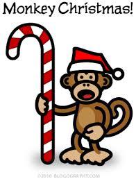monkey christmas (5)