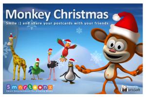 monkey christmas (8)