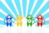 год обезьяны (4)
