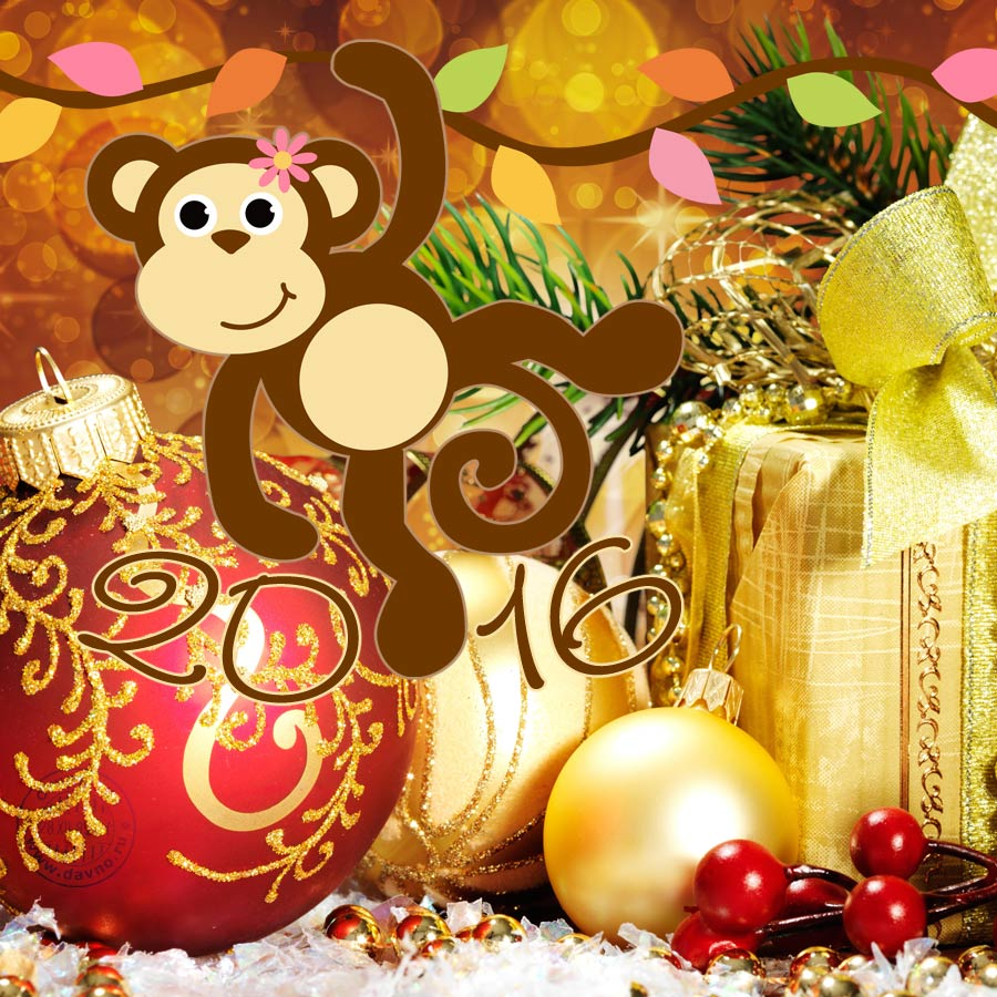 частушки на новый год обезьяны