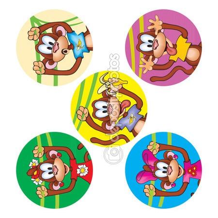 картинки новогодняя обезьяна (30)
