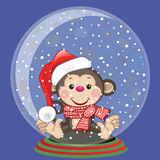 картинки новогодняя обезьяна (81)