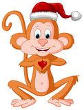 картинки новогодняя обезьяна (84)