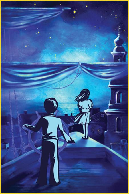 Новогодний мюзикл Баллада о маленьком сердце